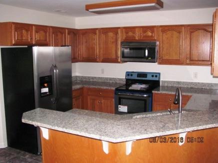 203 Marie Kitchen View 1