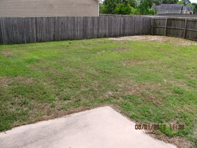 102 Rosemary Rear Yard