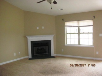 501 Hester Living Room