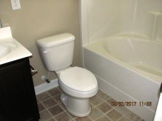 501 Hester Master Bathroom