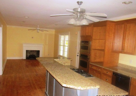 403 Neuse Kitchen and Living Room Combo