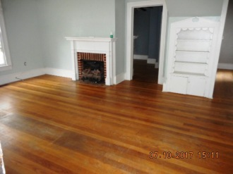 414 E 2nd Living Room
