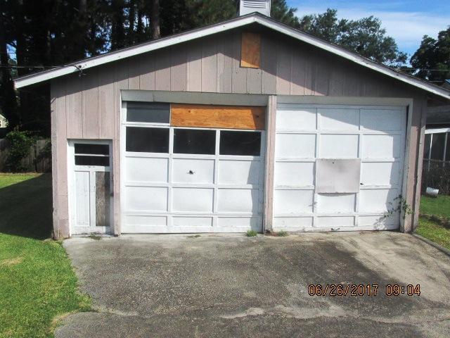 612 Watson Detached Garage