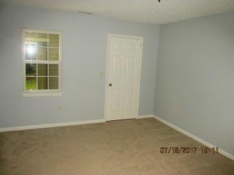 604 Courtyard Master Bedroom View 2