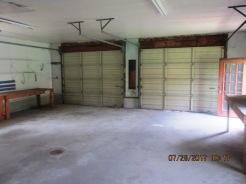 7389 Hwy 55 Detached Garage Interior View 3