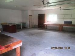7389 Hwy 55 Detached Garage Interior