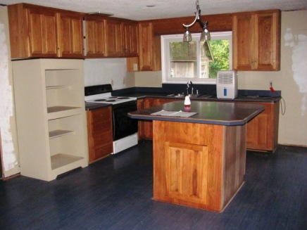 107 Woodland Kitchen