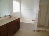 117 Quarter Horse Master Bathroom