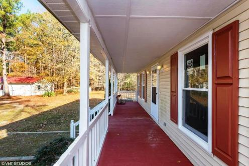 306 Moore Swamp Pro Front Porch View 1
