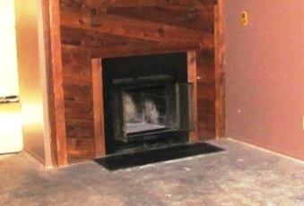 217 Village Fireplace