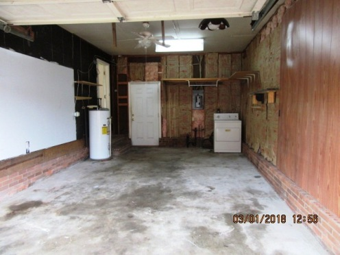 102 Wildwood Garage Interior View 1