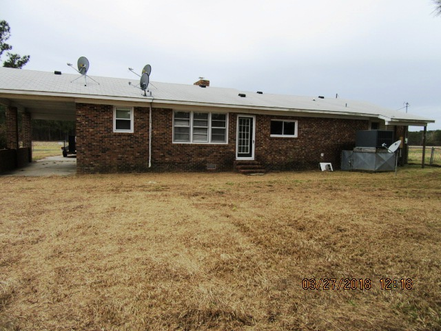 3223 Whortonsville A Rear View