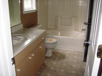 315 Commons Master Bathroom