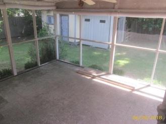 101 Daniels Ct.Enclosed Porch