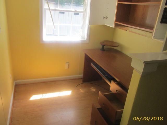 101 Daniels Ct.Office Area in Master Bedroom