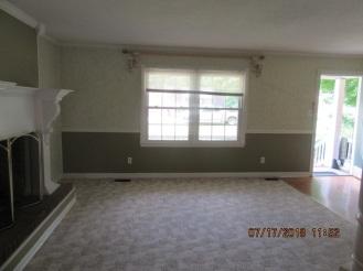 101 Daniels.Living room View 2